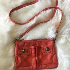 Marc Jacobs Turnlock Percy crossbody satchel